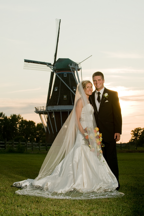 Ancient wedding customs in Netherlands