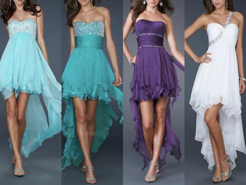 long cocktail dresses