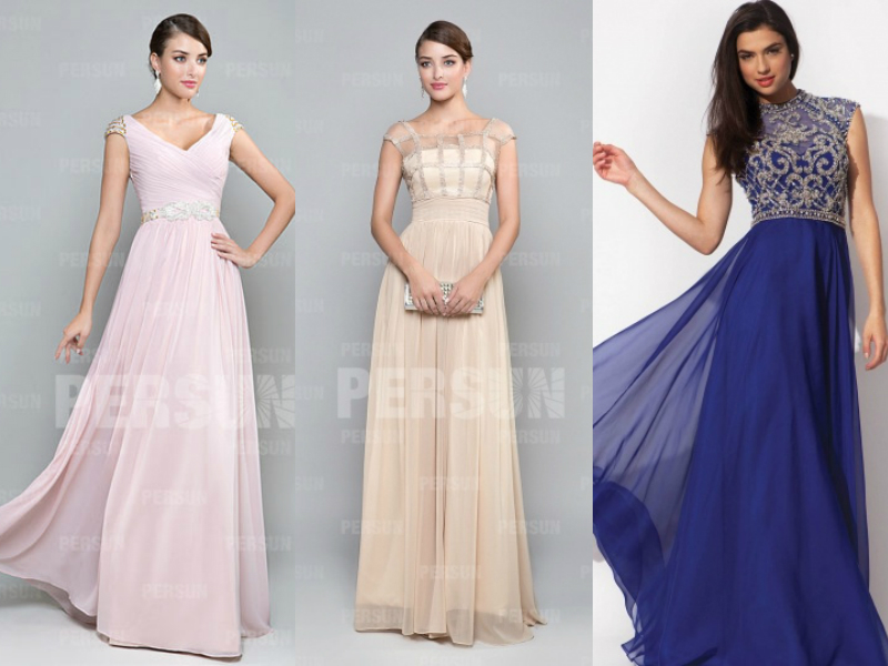 elegant formal evening dresses