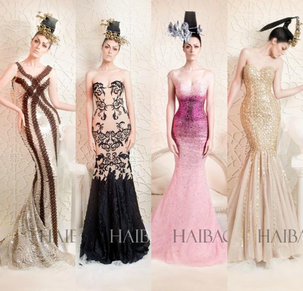 Dar Sara Couture Dresses 2014