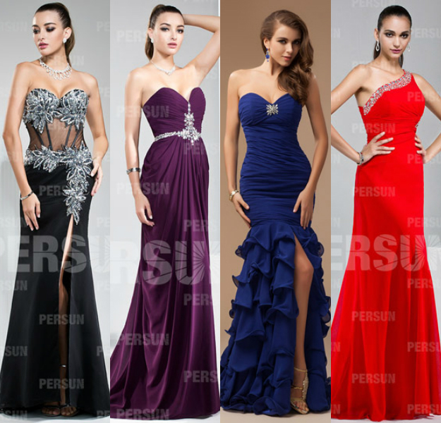mermaid formal evening dresses by dressesmallau
