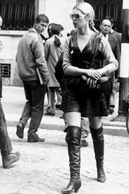 Brigitte Bardot's a little black dress