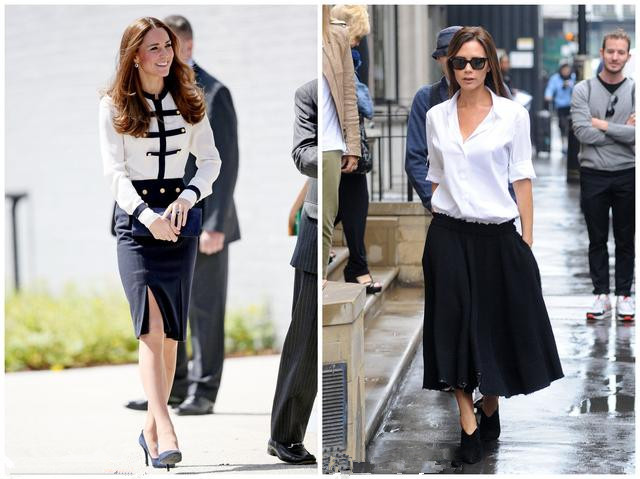 Victoria and kate's ol wear